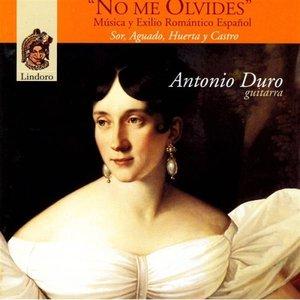 Image for 'Cuatro minuetos, op. 11 - I. No. 2 en Sol menor (Fernando Sor)'