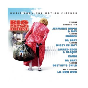 Image for 'Big Momma's House - Music From The Motion Picture'