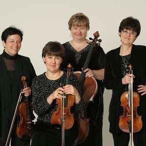 Image for 'The Moscow String Quartet'