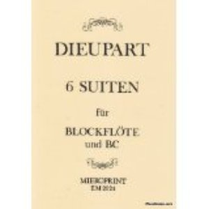 Image for 'Charles Dieupart'
