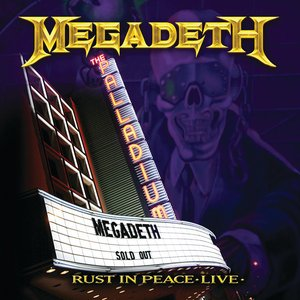 Image for 'Rust In Peace Live'