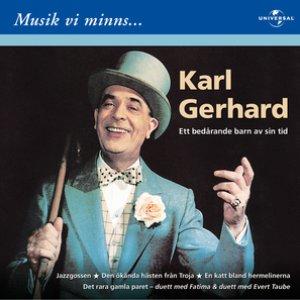Image for 'Karl Gerhard/Musik vi minns'