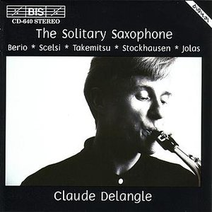 Image for 'The Solitary Saxophone'