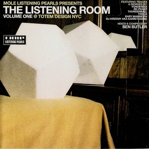 Image pour 'The Listening Room, Volume 1'