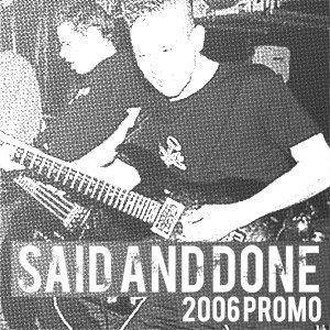 Image for '2006 Promo'