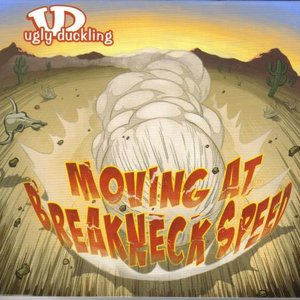 Image pour 'Moving At Breakneck Speed'