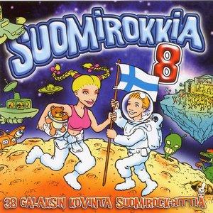 Image for 'Suomirokkia 8 (disc 1)'