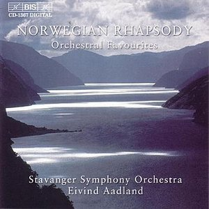 Image for 'Norwegian Rhapsody - Orchestral Favourites'