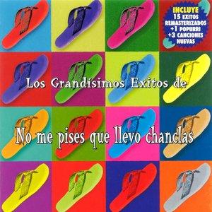 Immagine per 'Los grandísimos éxitos de No me pises que llevo chanclas'
