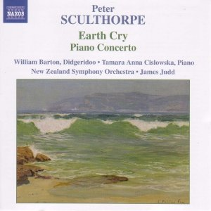 Image for 'SCULTHORPE: Earth Cry / Piano Concerto / Kakadu'