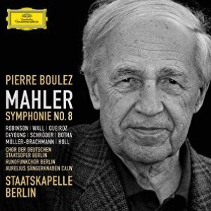 Image for 'Mahler: Symphony No. 8'