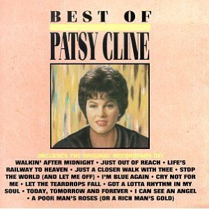 Image for 'Best of Patsy Cline'