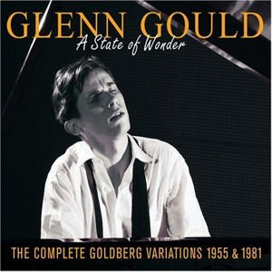 Immagine per 'Complete Goldberg Variations: A State of Wonder'