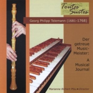 Image for 'Der Getreue Music-Meister: Lection 3 - Overture in g'