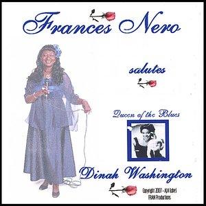 Image for 'Frances Nero salutes Dinah Washington'