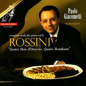 Image for 'Rossini: Quatre Hors d'Oeuvres, Quatre Mendiants, etc.'