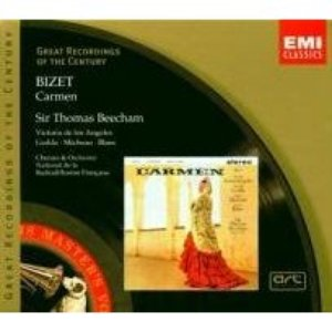 Image for 'Carmen (Sir Thomas Beecham) (disc 1)'