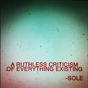 Image for 'A Ruthless Criticism Of Everything Existing'
