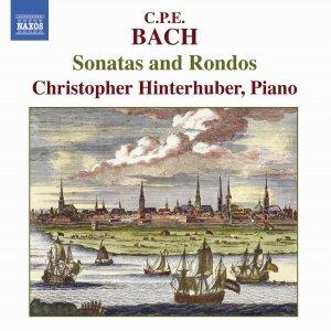 Image for 'BACH, CPE: Piano Sonatas and Rondos'