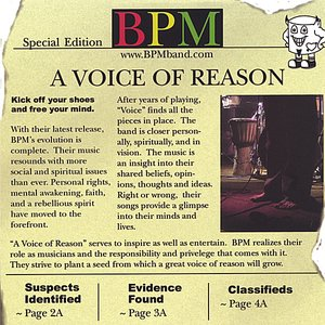 Image for 'A Voice of Reason'