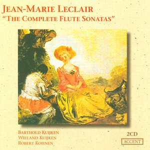 Image for 'Leclair: Flute Sonatas (Complete)'