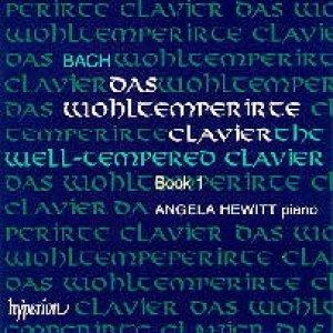 Bild för 'The Well-Tempered Clavier, Book 2, Disc 1'
