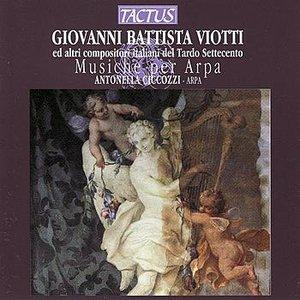 Image for 'Viotti: Musich per Arpa'