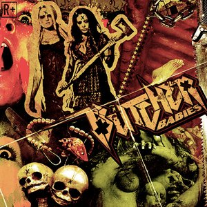 Image for 'Butcher Babies'