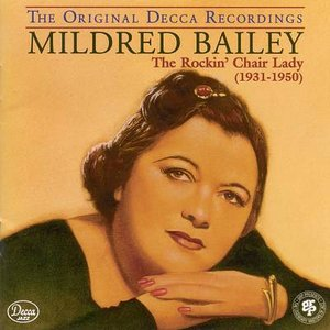 """The Rockin' Chair Lady (1931 - 1950)""的封面"