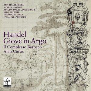 Image for 'Handel Giove in Argo'