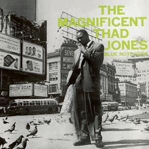 Image for 'The Magnificent Thad Jones (Rudy Van Gelder Edition)'