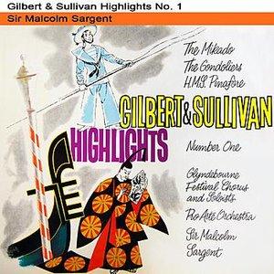 Imagen de 'Gilbert & Sullivan Highlights'
