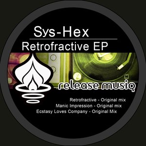 Image for 'Retrofractive - EP'