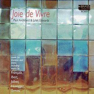 Image for 'Joie De Vivre - French Music for Trumpet and Piano'