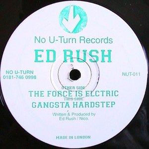 Imagen de 'Gangsta Hardstep / The Force Is Electric'