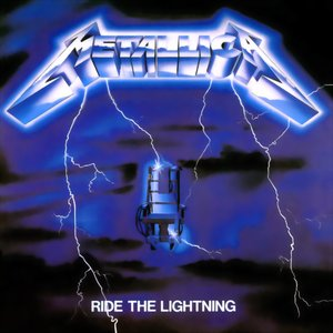Immagine per 'Ride the Lightning'