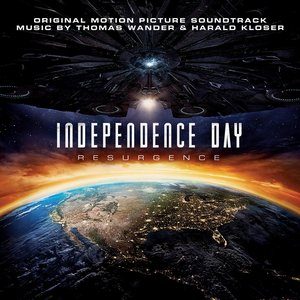 Image for 'Independence Day: Resurgence (Original Motion Picture Soundtrack)'