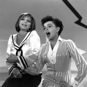 Image for 'Judy Garland and Barbra Streisand'