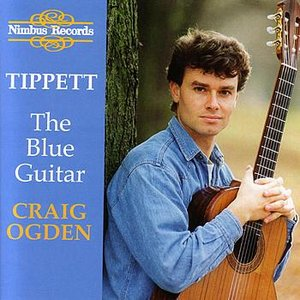 Image for 'Tippett-The Blue Guitar & Other 20th Century Guitar Classics'