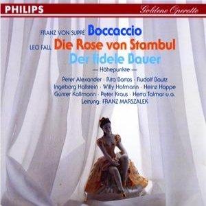 Image for 'Boccaccio - Die Rose von Stambul - Der fidele Bauer'