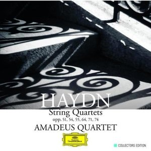 Image for 'Haydn: String Quartets, Opp.51, 54, 55, 64, 71 & 74'