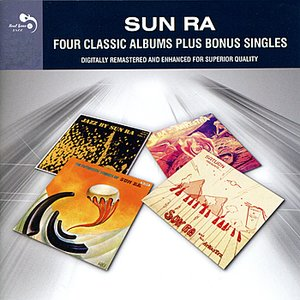 Image for 'Looking Around (The Futuristic Sounds of Sun Ra)'