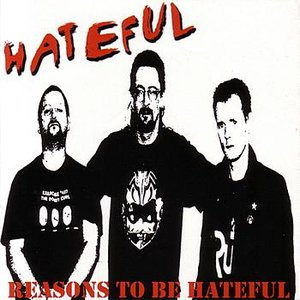 Image for 'Reasons To be Hateful'