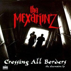 """Crossing All Borders""的封面"