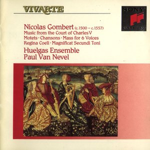 Image for 'Music from the Court of Charles V'