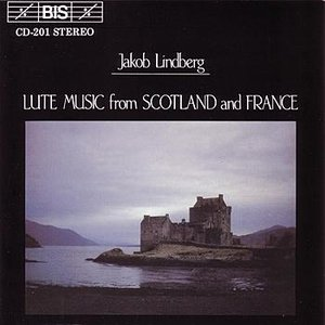 Image pour 'Lute Music from Scotland and France'