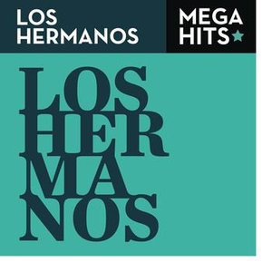 Image pour 'Mega Hits - Los Hermanos'