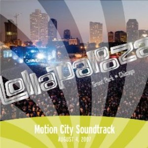 Image for 'Live at Lollapalooza 2007: Motion City Soundtrack'