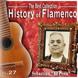 "Image for 'The Best Collection. History Of Flamenco Vol.27: Sebastian ""El Pena""'"
