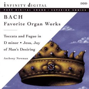 Image for 'Bach: Favorite Organ Works'